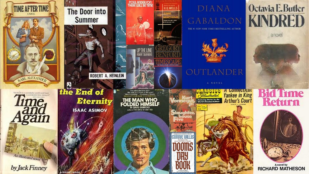 Time Travel Novels