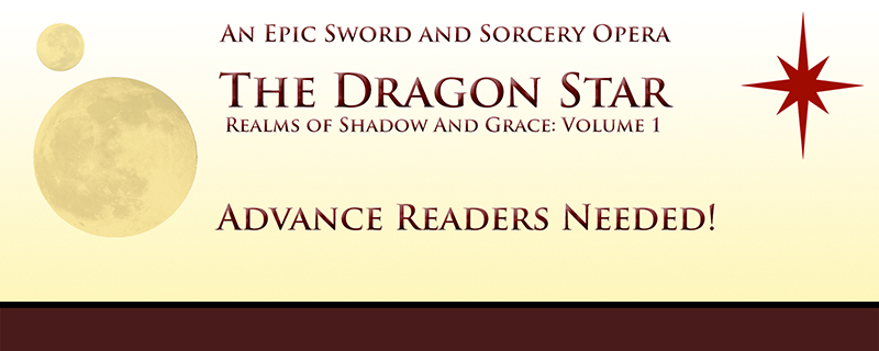 FREE Ebook for Advance Readers of The Dragon Star