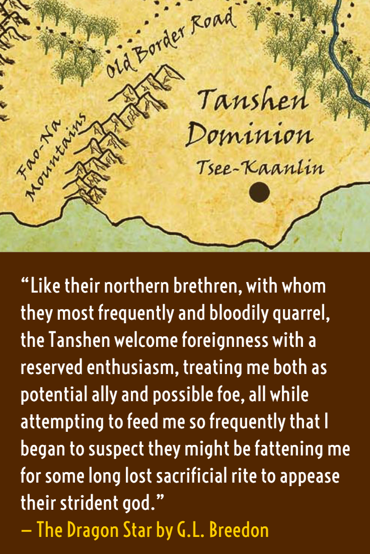 The Tanshen Dominion