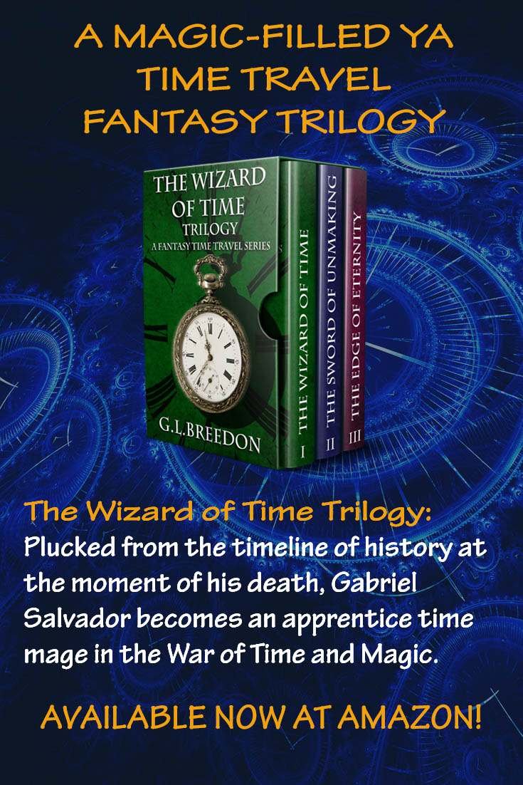 Wizard of Time Trilogy